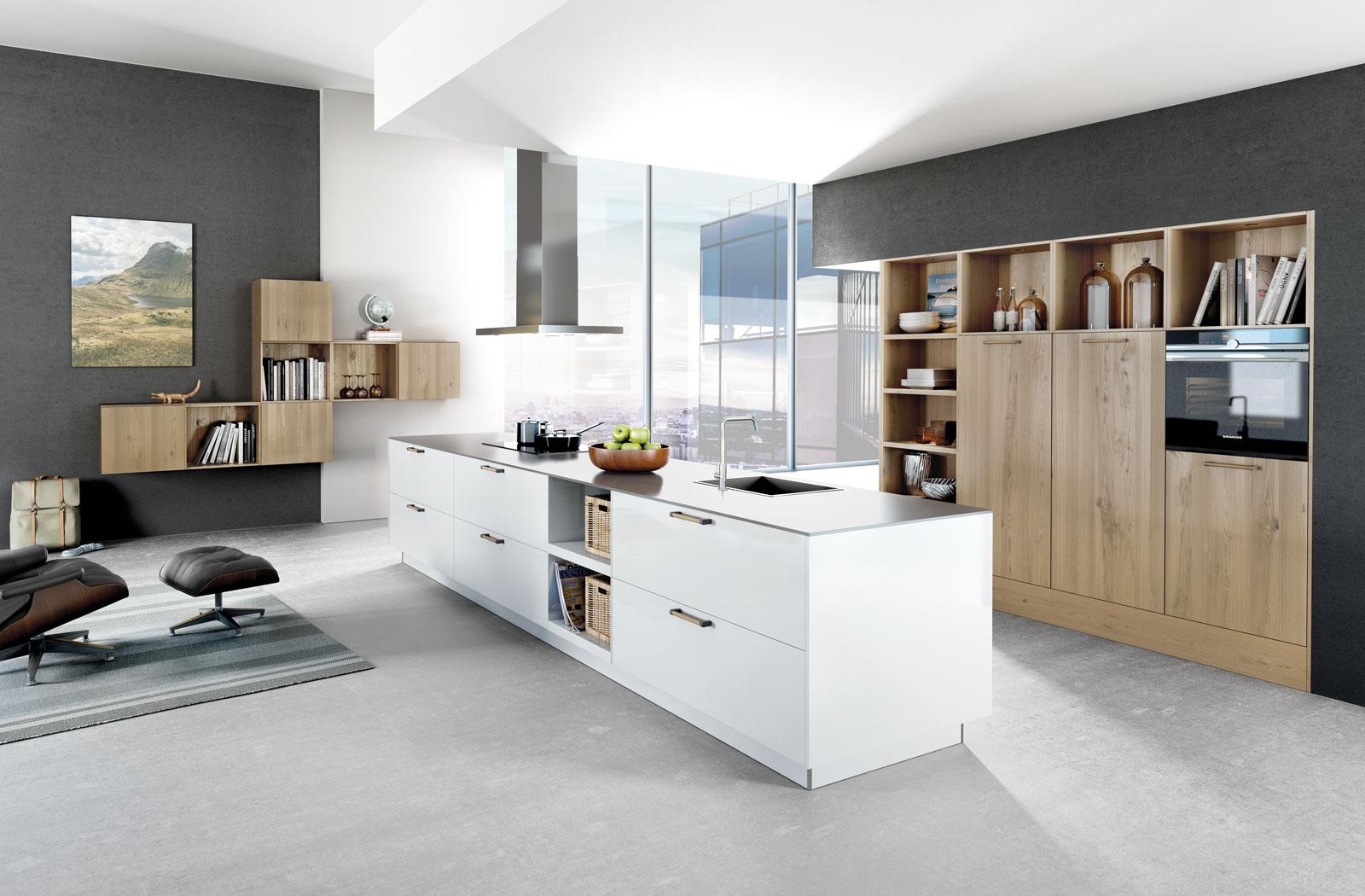 Meble kuchenne na wymiar Basic - oferta SAS Wnętrza i Kuchnie