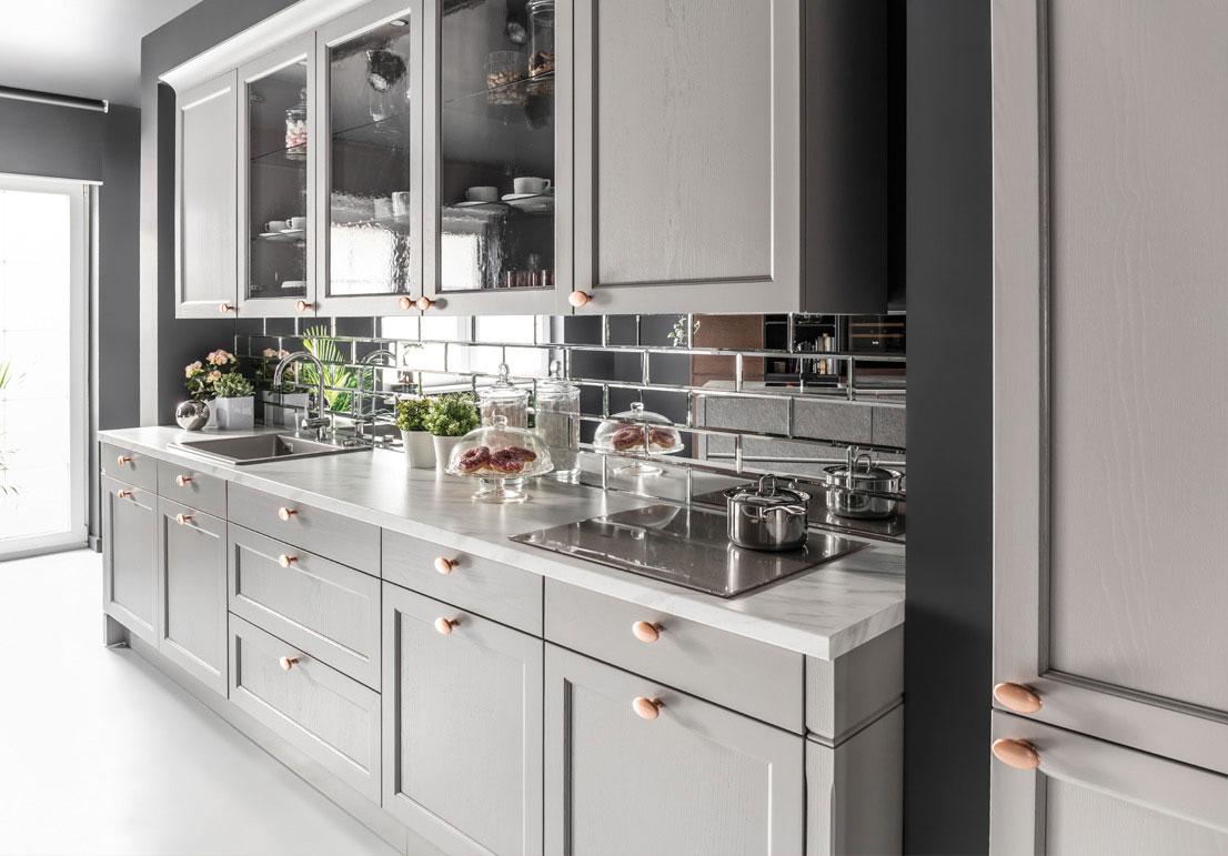 Meble kuchenne w Studio Kuchennym firmy SAS Wnętrza i Kuchnie