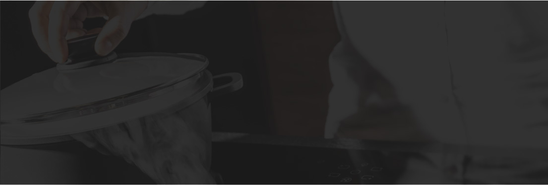 Pochłaniacz zapachu w kuchni Black - realizacja mebli kuchennych SAS Wnętrza i Kuchnie
