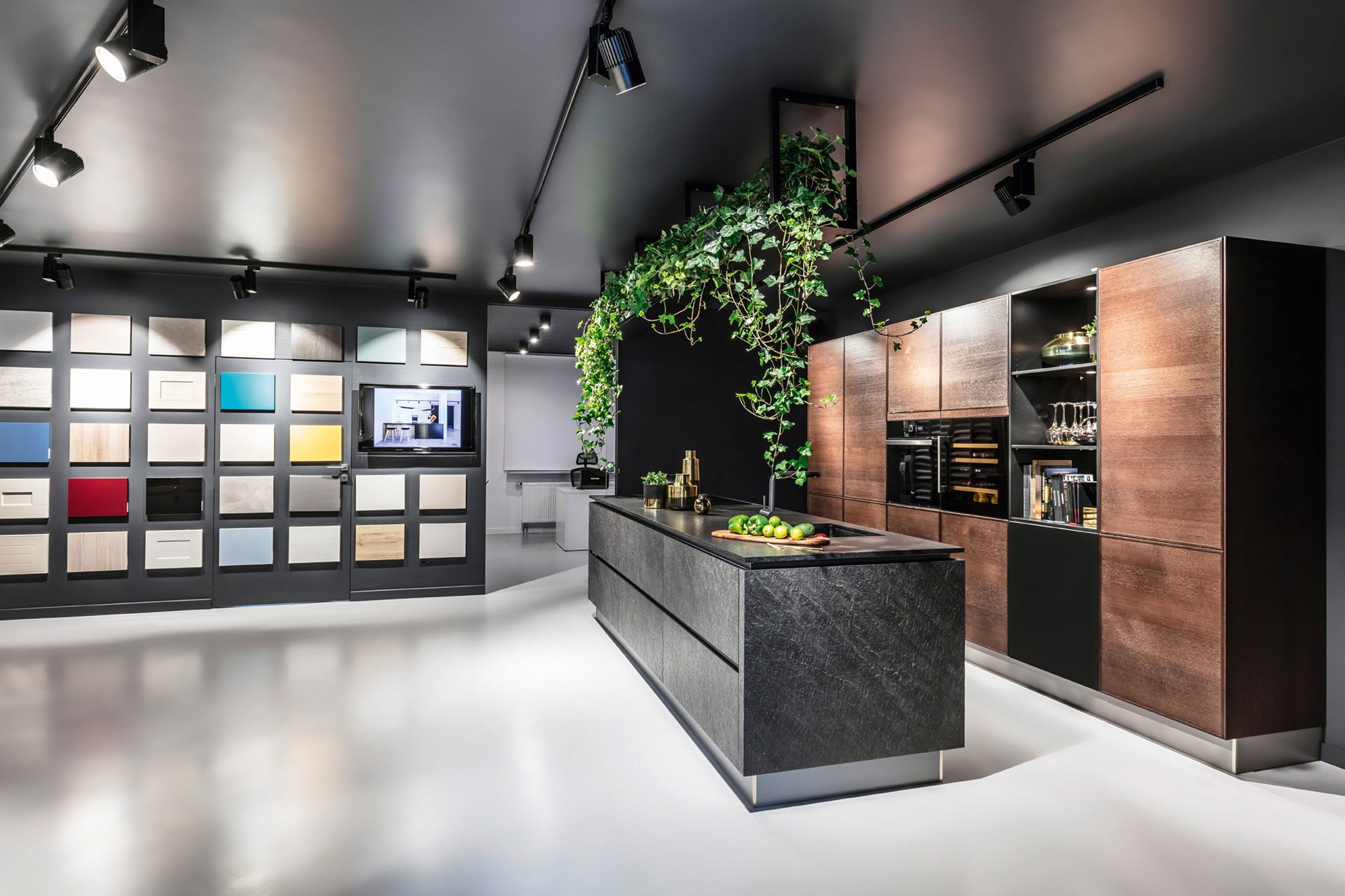Studio Kuchenne - SAS Wnętrza i Kuchnie - meble kuchenne na wymiar
