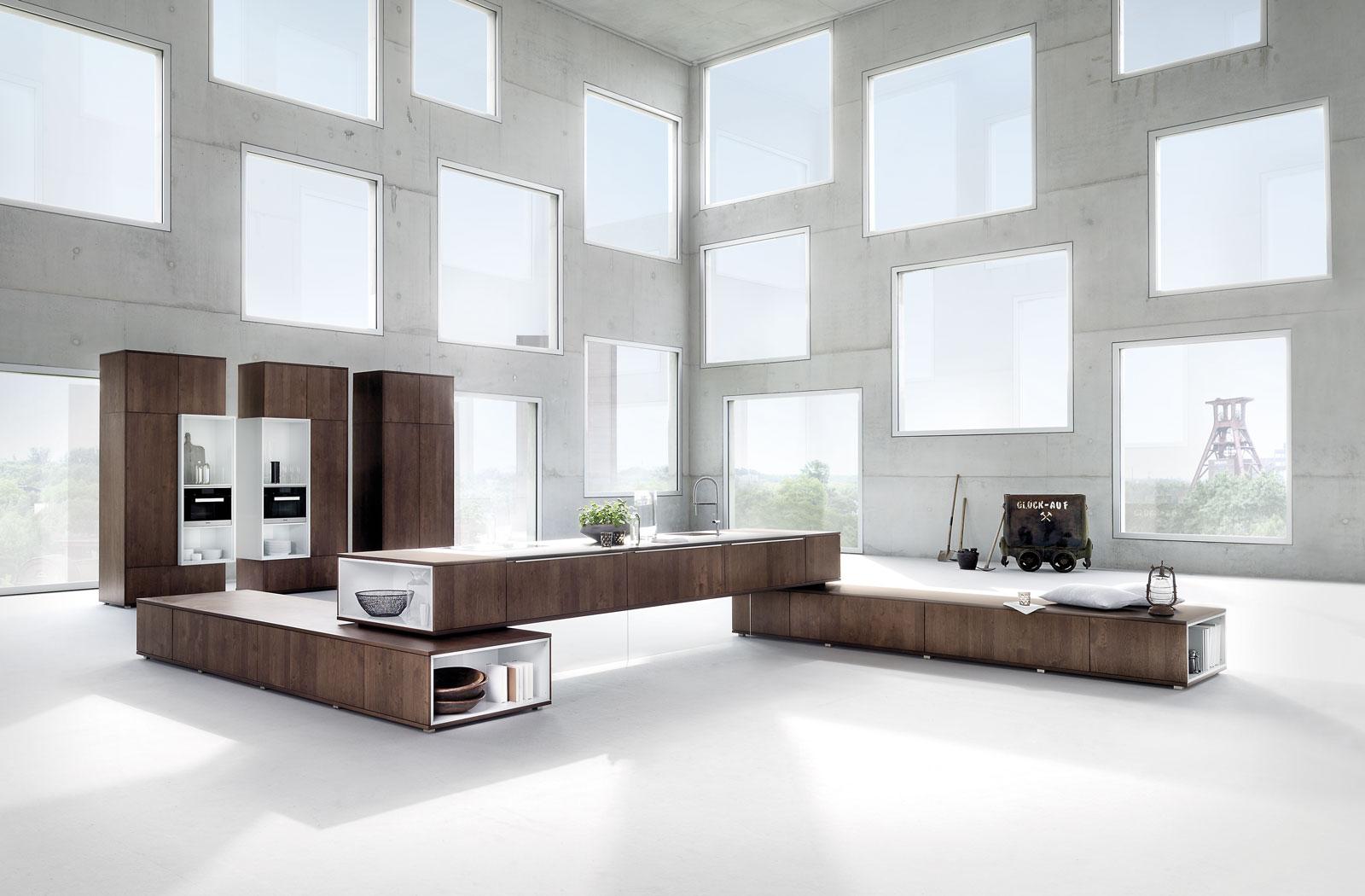 Meble kuchenne Magnolia - SAS Wnętrza i Kuchnie
