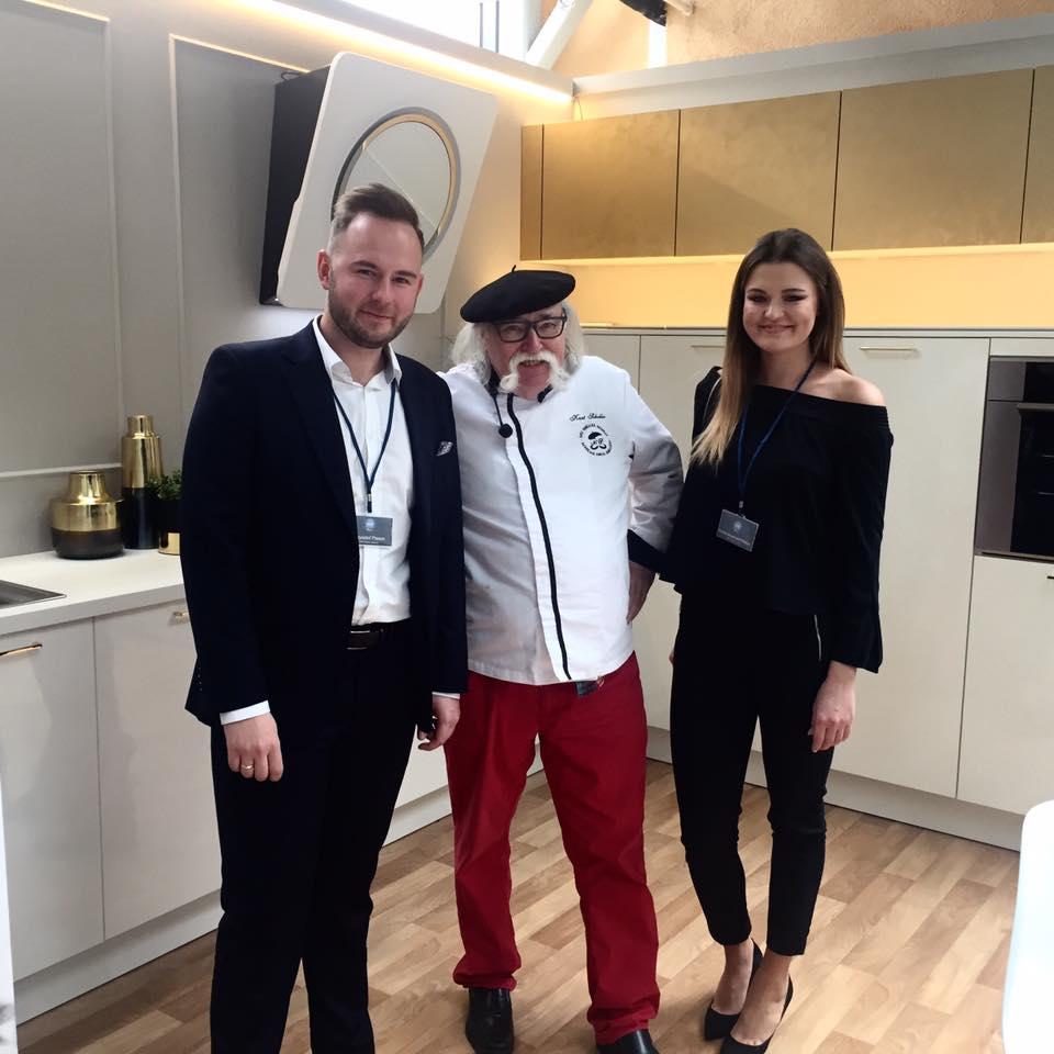 SAS Wnętrza i Kuchnie podczas IV Targów Gastronomicznych w Zielonej Górze
