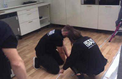 Montaż mebli kuchennych na wymiar - SAS Wnętrza i Kuchnie