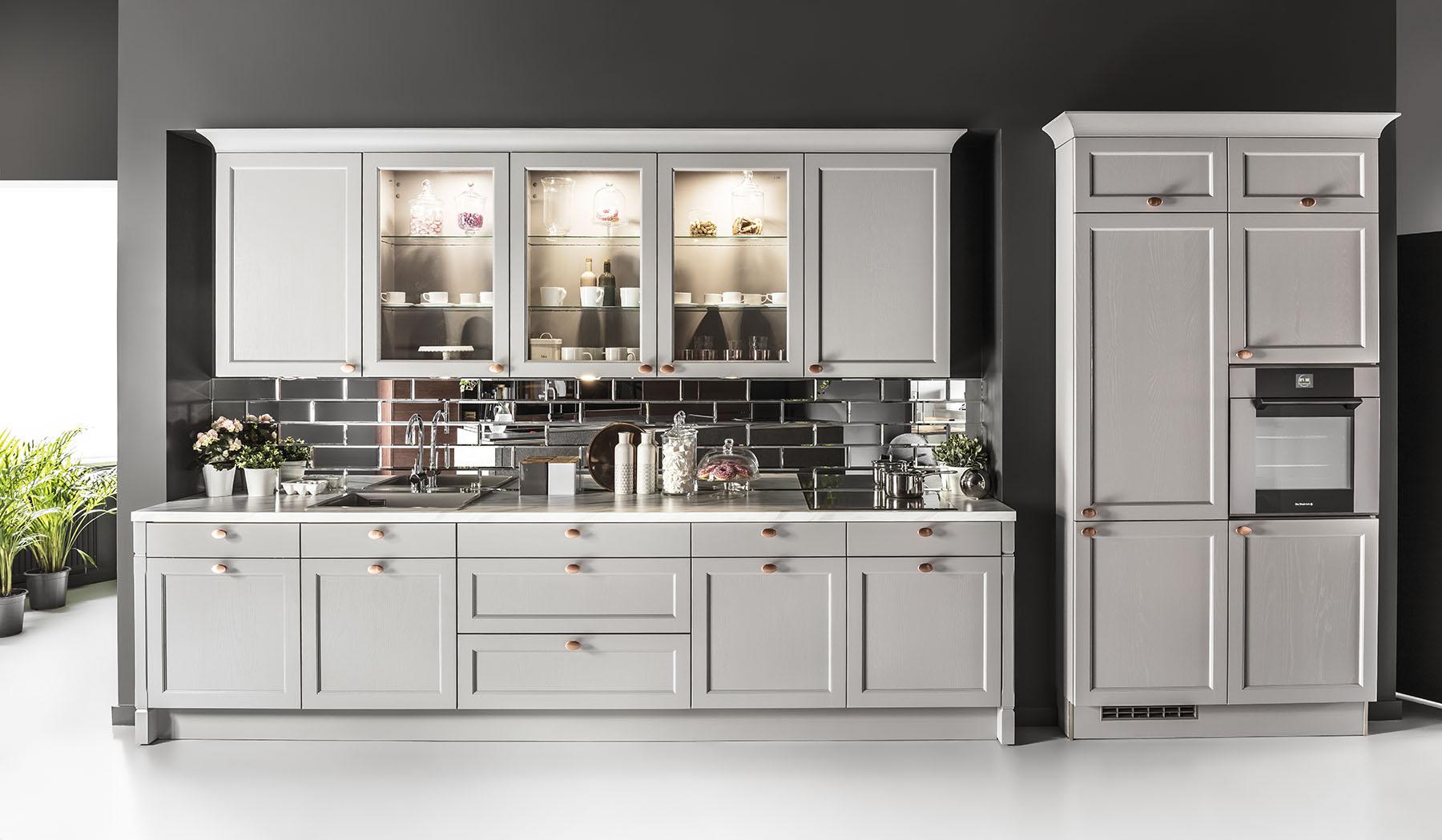 Meble kuchenne Bristol- kuchnie w ofercie firmy SAS Wnętrza i Kuchnie
