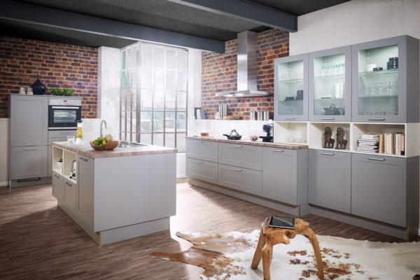 Meble kuchenne Lotus - oferta SAS Wnętrza i Kuchnie - Meble Kuchenne i Projektowanie wnętrz.