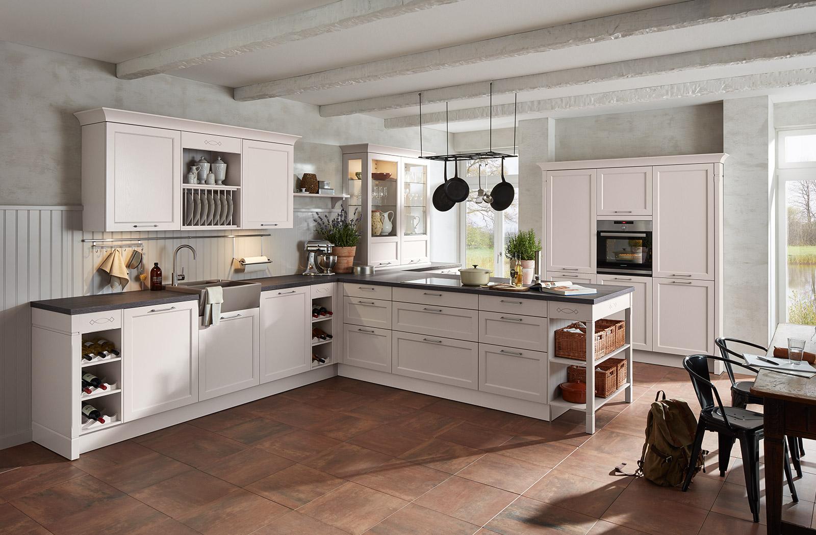 Meble kuchenne Satin - oferta SAS Wnętrza i Kuchnie - Meble Kuchenne i Projektowanie wnętrz.